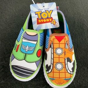 Toy Story Canvas Shoes